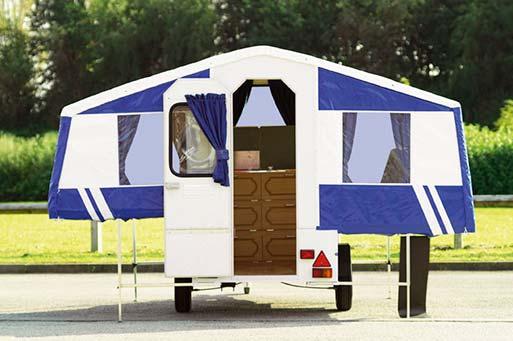 Camper Erection