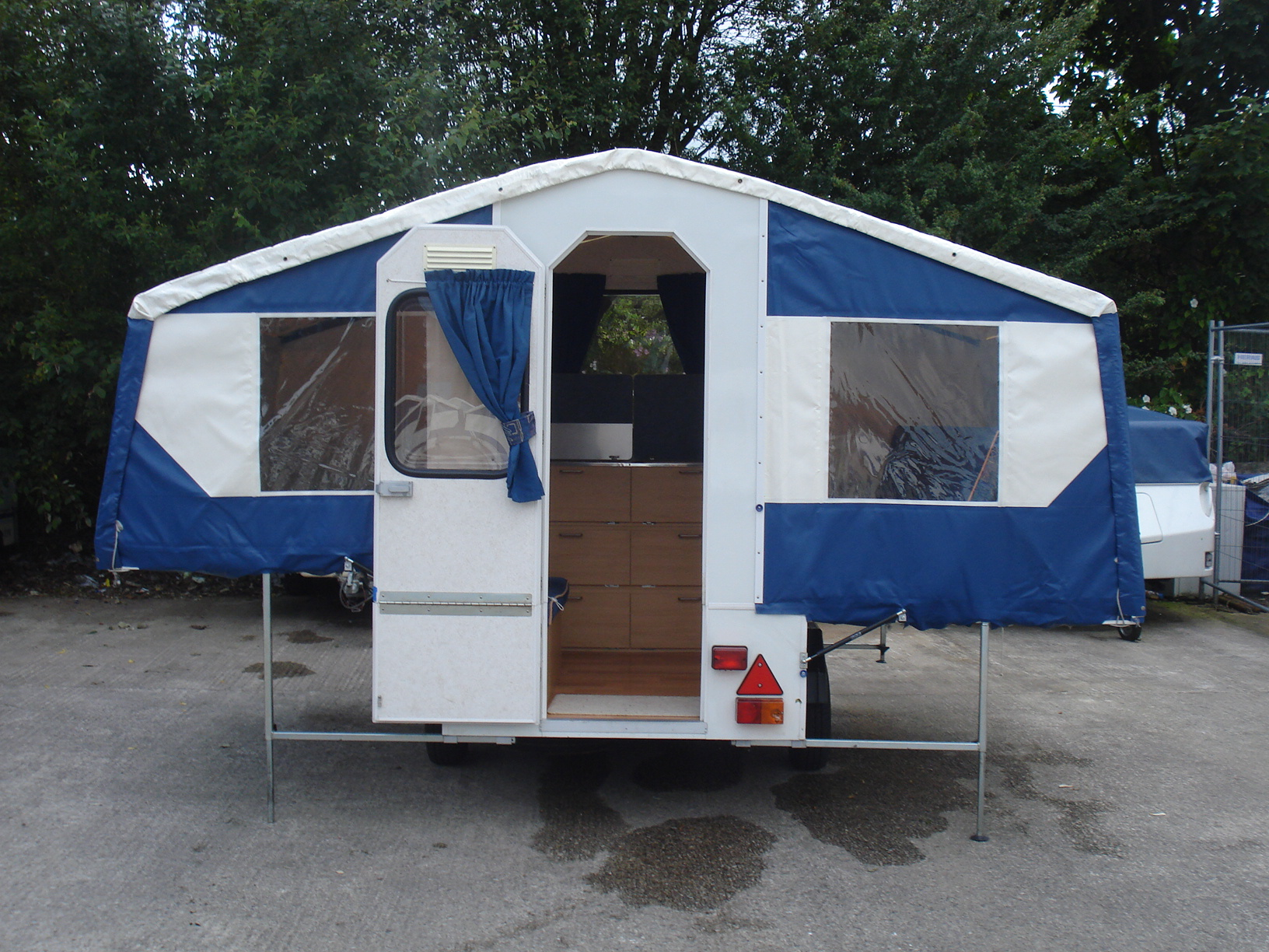 Dandy Tent Amp Full Image For Tent Trailer Awning 3 Screened