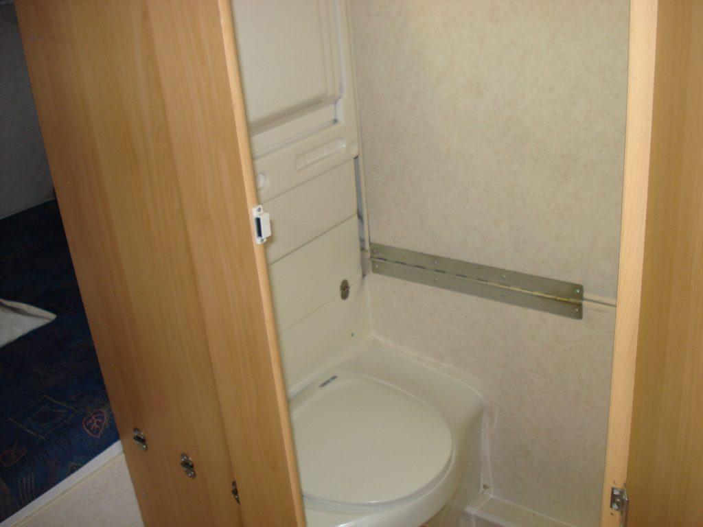 2007 Riva Dandy Destiny Toilet Model Riva Dandy Sales